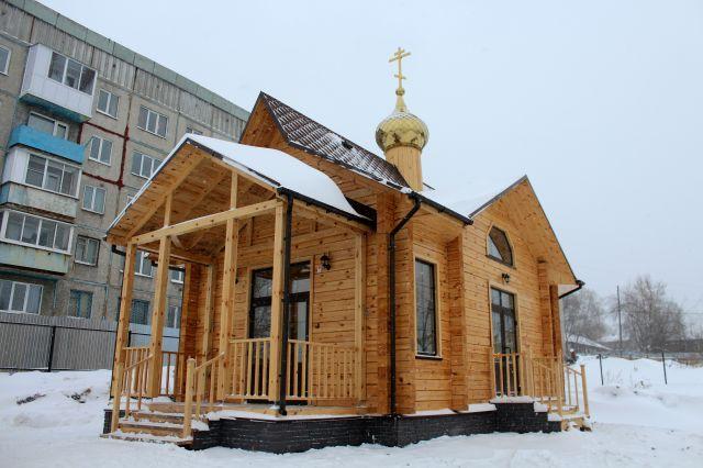 Храм в честь преподобного Феодора Студита